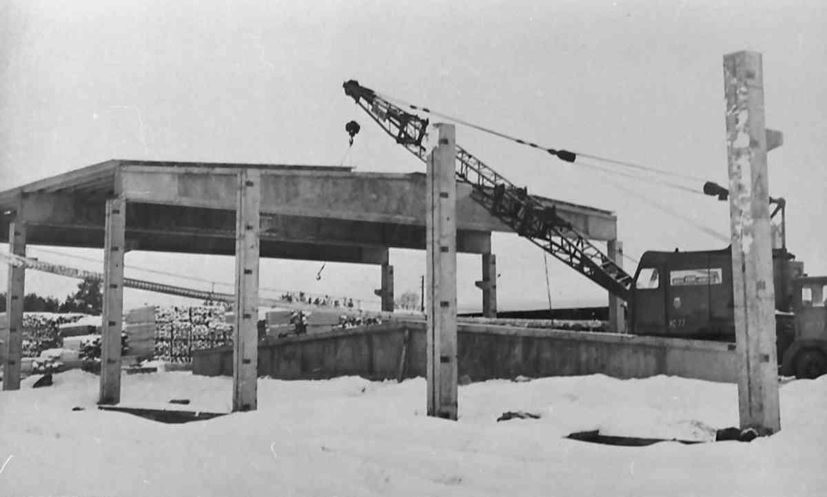 Alvdal Skurlag Foto Grue Per Magne Musea i Nord Østerdalen 1953 1963