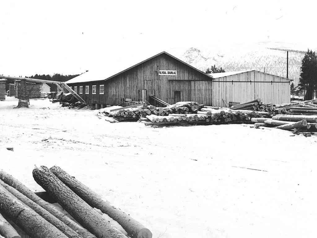 1963 Alvdal Skurlag