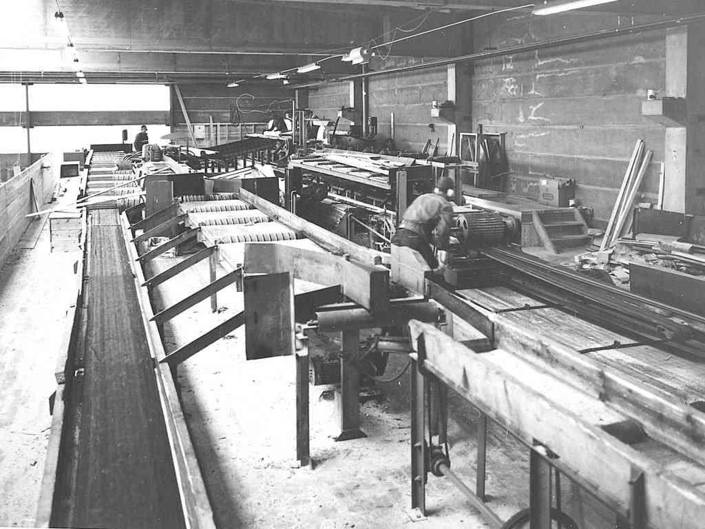 Alvdal Skurlag Produksjon 1971