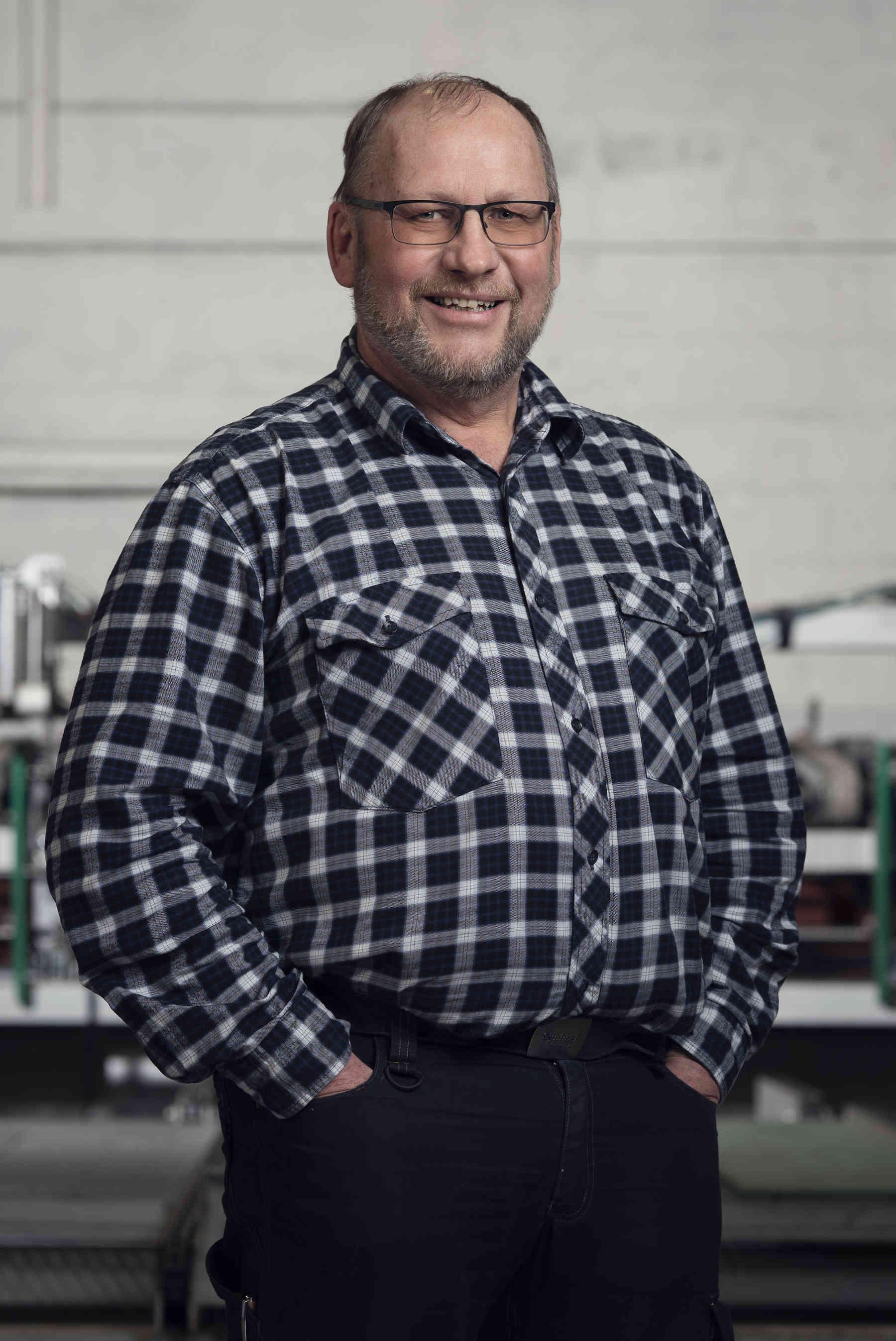 Lars Solheim