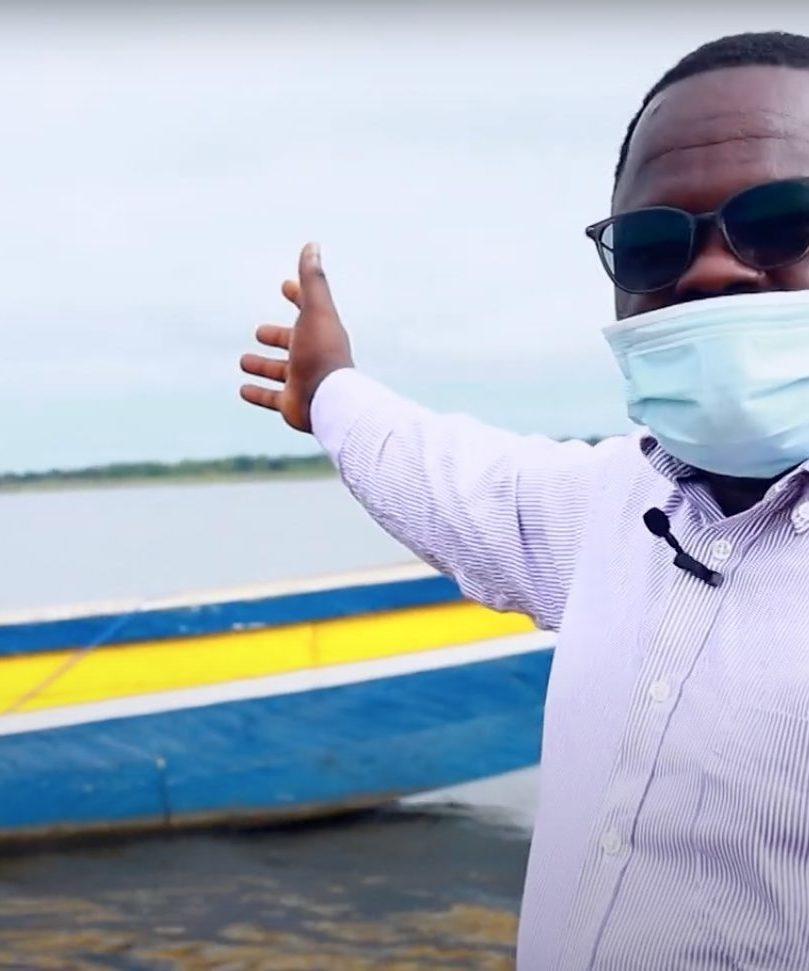 Ghana Hilfe für aus Sklaverei Befreite in der Corona Pandemie